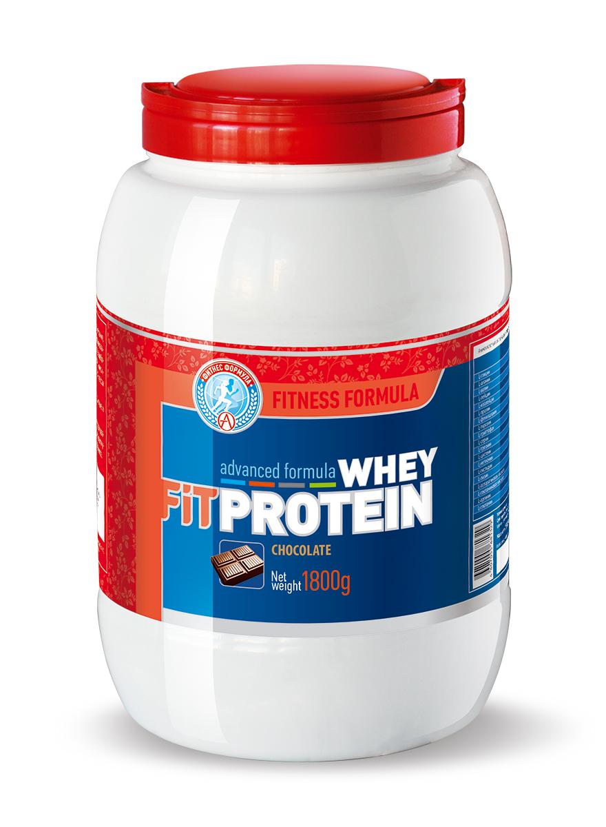 Протеин Академия-Т ФитПротеин Fitness Formula, шоколад, 1,8 кг5901947665695FIT WHEY PROTEIN разработан специалистами в области спортивной нутрициологии для людей, занимающихся фитнесом и ведущих активный образ жизни. Точно сбалансированный состав включает в себя важнейшие анаболические факторы роста, комплементарное сочетание которых обеспечивает максимально оптимальные условия для регенерации и прогрессирования мышечной массы и силовых показателей.Фит Вей Протеин активизирует процесс выработки энергии, расширяет защитные и адаптационные функции организма, обладает высокой биодоступностью. В состав продукта входит фермент папаин, который улучшает усвояемость белка.FIT WHEY PROTEIN подходит для применения как в тренировочном, так и в соревновательном цикле. Продукт полностью натурален, не содержит компонентов, подвергнутых генетической модификации, а также допинговых средств и/или их метаболитов. Товар не является лекарственным средством.Товар не рекомендован для лиц младше 18 лет.Могут быть противопоказания и следует предварительно проконсультироваться со специалистом.Как повысить эффективность тренировок с помощью спортивного питания? Статья OZON Гид
