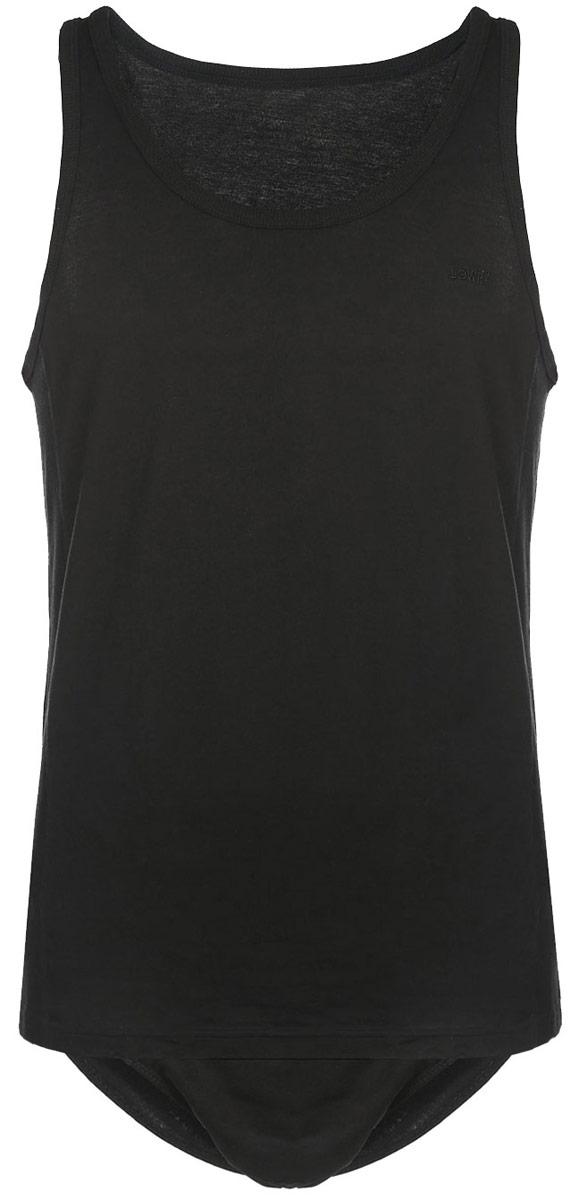 Комплект мужской Lowry: майка, трусы, цвет: черный. MM/MB-256. Размер XL (50) трусы lowry трусы