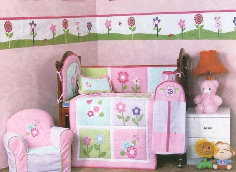 Arya Набор для детской кровати Flower