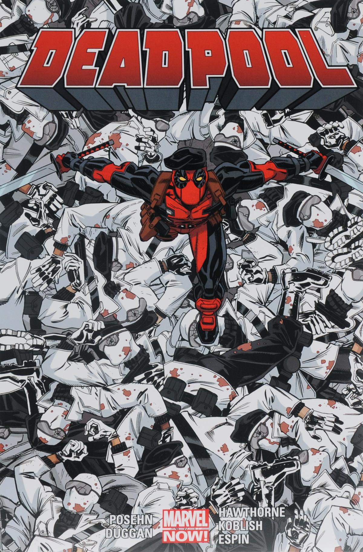 Deadpool by Posehn & Duggan Vol. 4 duggan gerry nova volume 5
