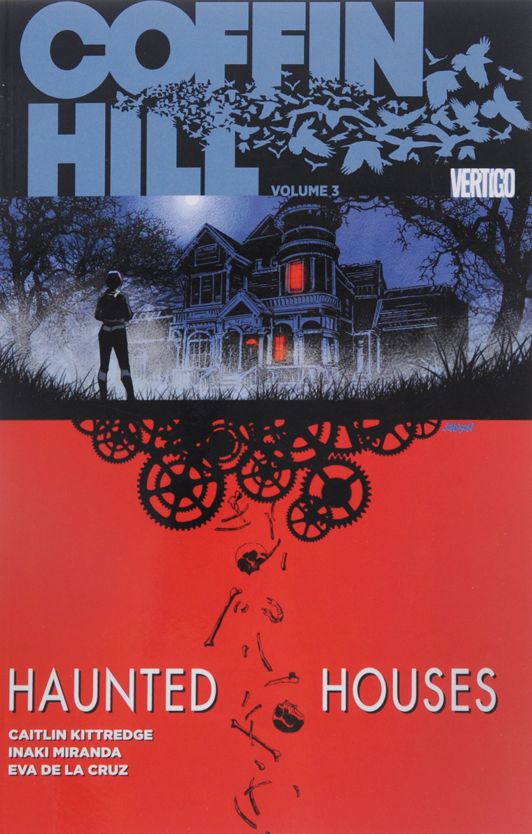 Coffin Hill: Volume 3: Haunted Houses garcia marquez g one hundred years of solitude