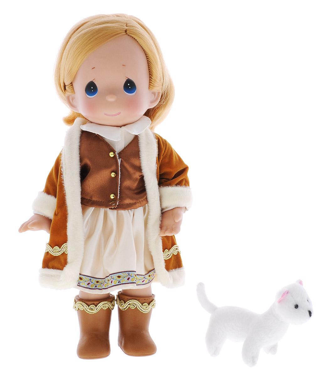 Precious Moments Кукла Герда куклы и одежда для кукол precious кукла балерина рыжая 30 см