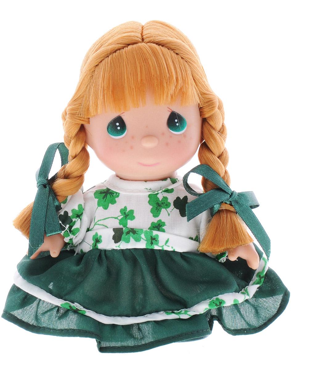 Precious Moments Мини-кукла Ирландская девочка precious moments мини кукла колокольчик