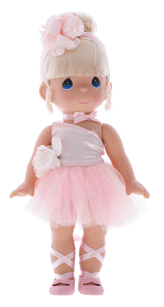 Precious Moments Кукла Балерина цвет волос светлый куклы и одежда для кукол precious кукла балерина рыжая 30 см