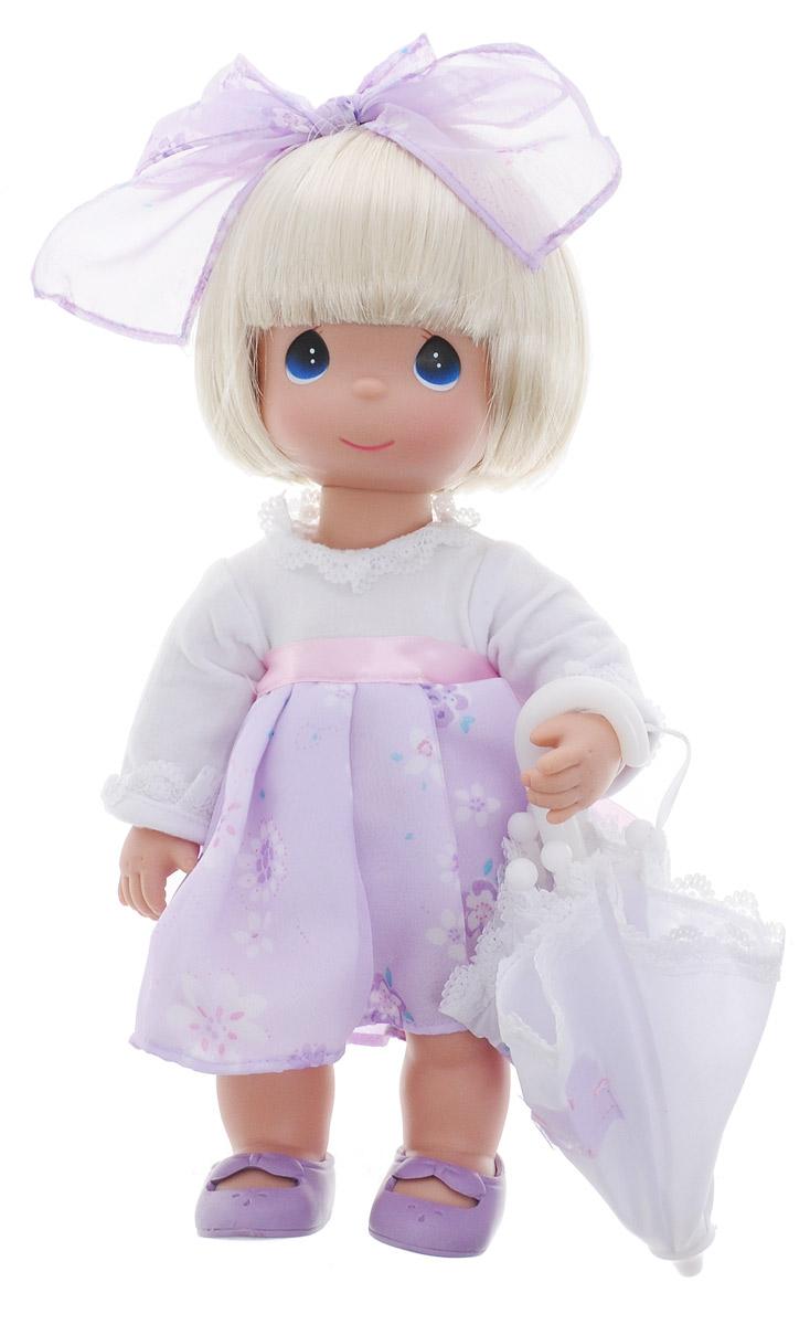 Precious Moments Кукла с зонтиком цвет волос светлый куклы и одежда для кукол precious кукла мой принц придет 30 см