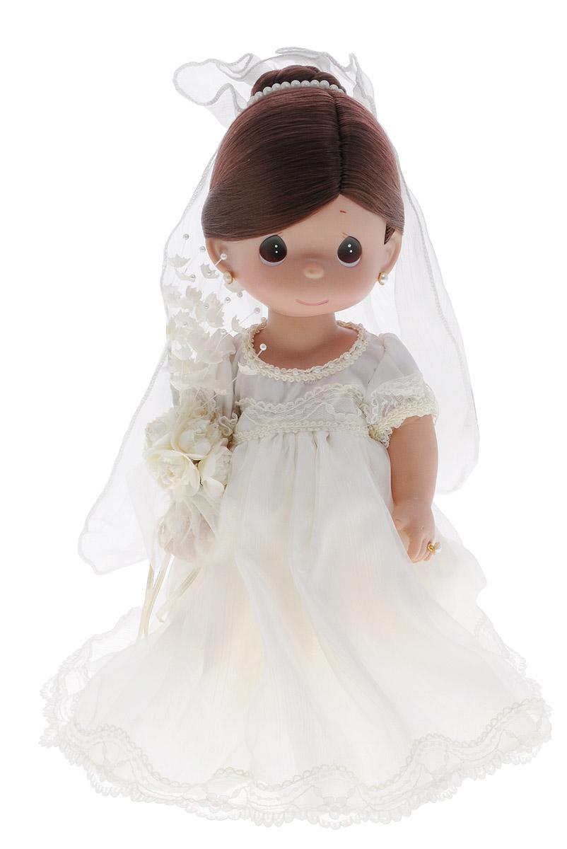 Precious Moments Кукла Зачарованные сны Невеста брюнетка куклы и одежда для кукол precious кукла с зонтиком 30 см