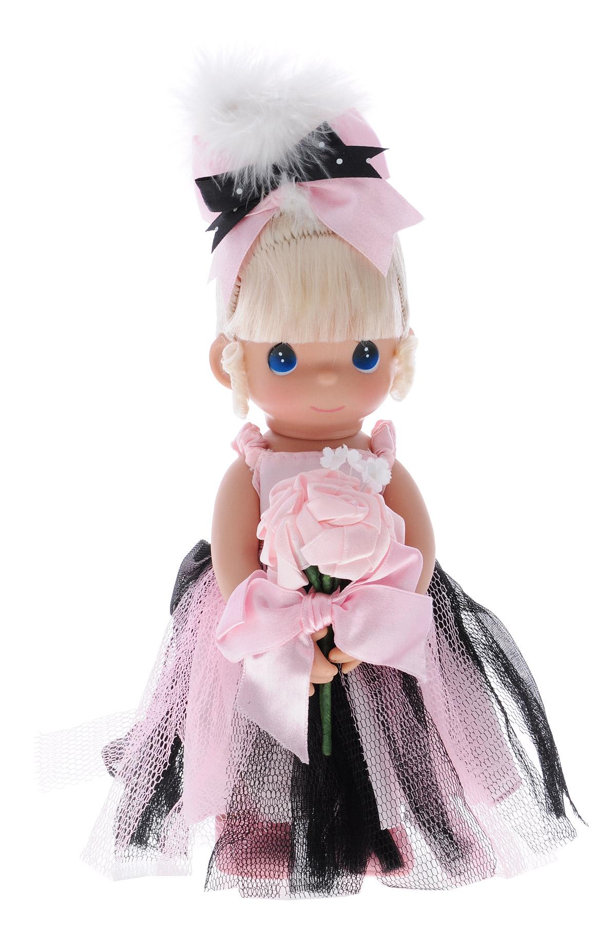 Precious Moments Кукла Краса балета блондинка куклы gulliver кукла дынька 30см