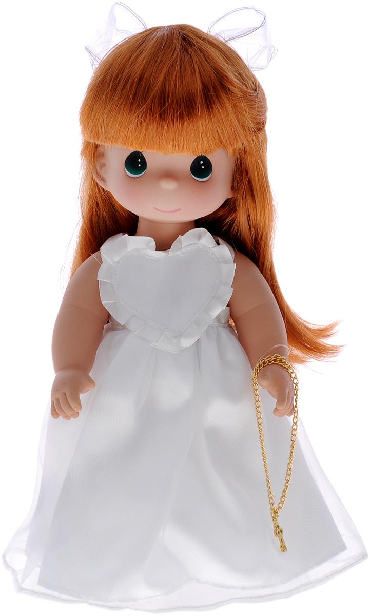 Precious Moments Кукла Ключ к моему сердцу цвет волос рыжий precious moments кукла спящая красавица precious moments