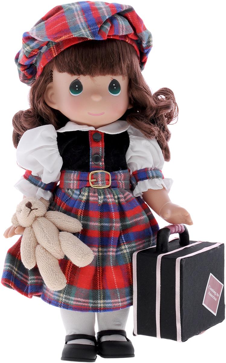 Precious Moments Кукла Путешественница Шотландия куклы и одежда для кукол весна озвученная кукла саша 1 42 см