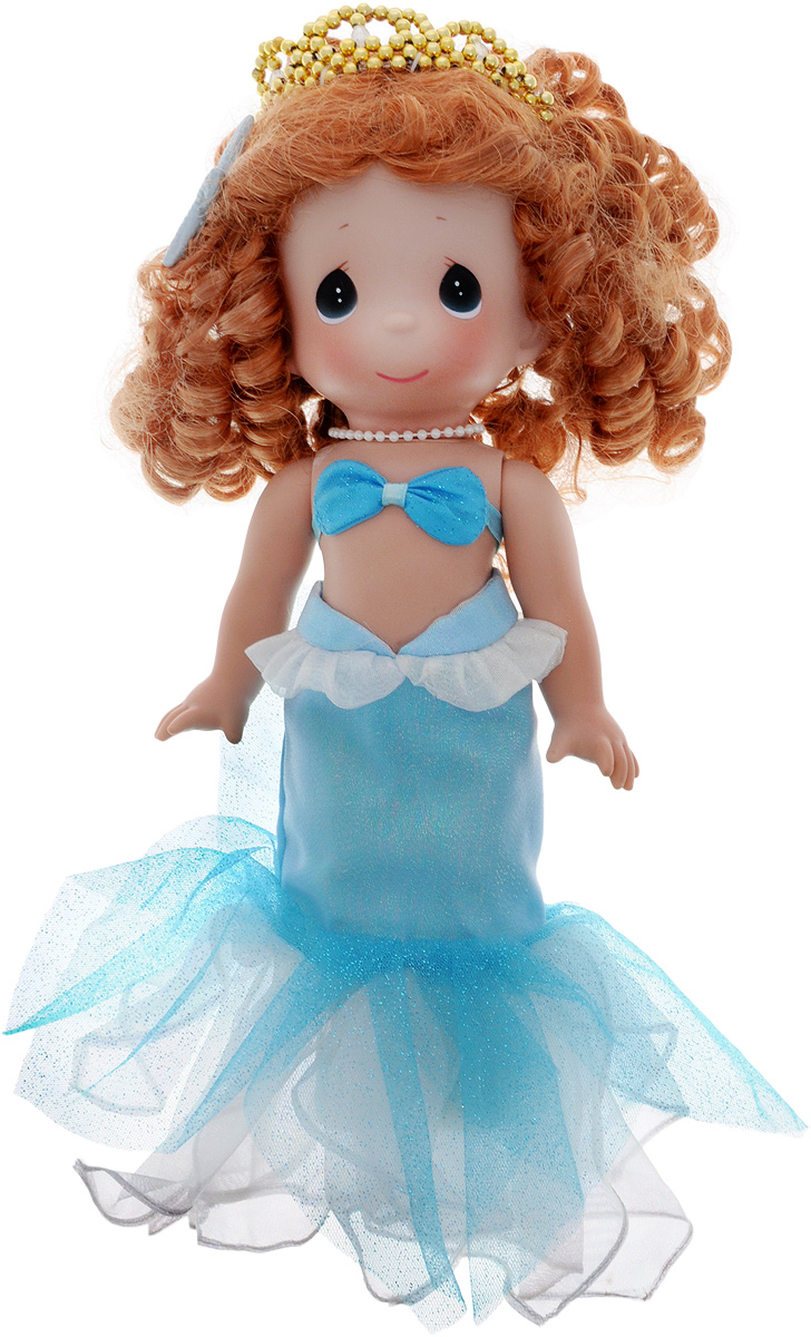 Precious Moments Кукла Русалочка куклы и одежда для кукол precious кукла балерина рыжая 30 см