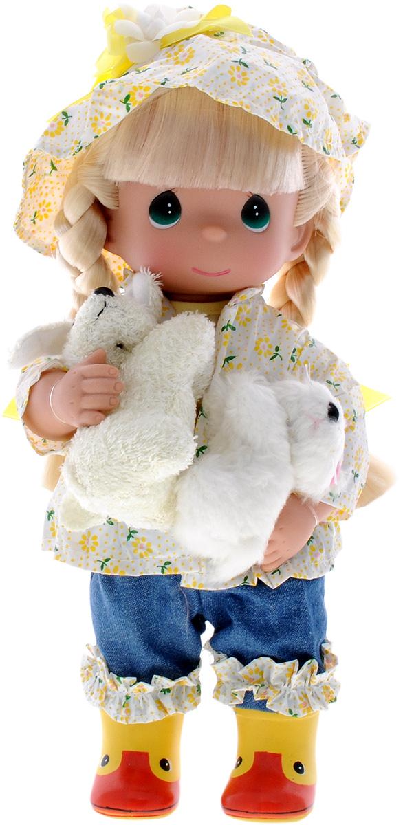 Precious Moments Кукла Прогулка под дождем куклы и одежда для кукол precious кукла мой принц придет 30 см