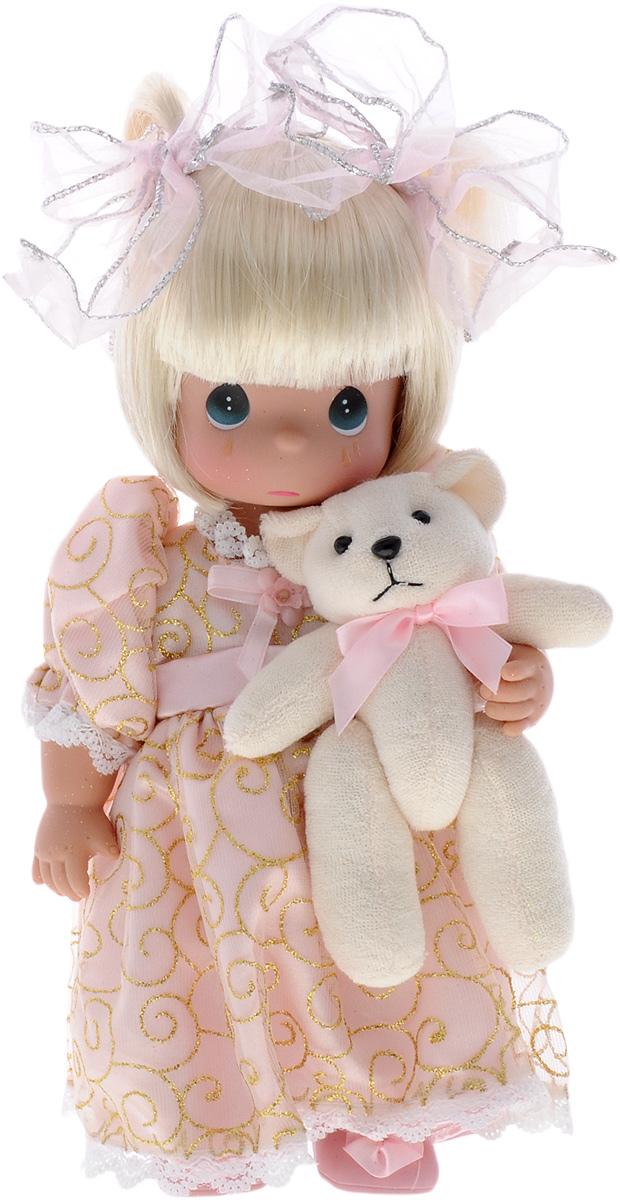 Precious Moments Кукла Давай поиграем куклы и одежда для кукол precious кукла мой принц придет 30 см