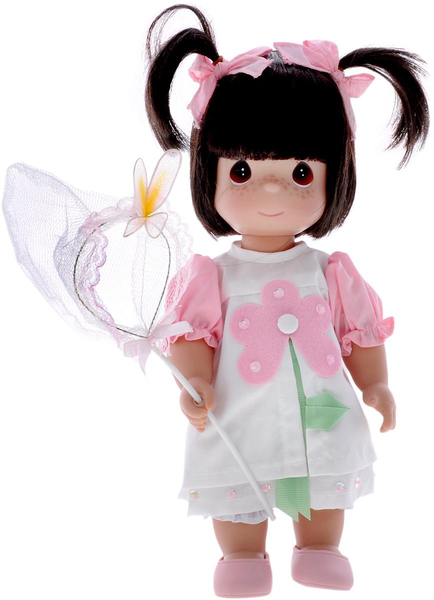 Precious Moments Кукла Поцелуй бабочки для тебя брюнетка куклы и одежда для кукол весна озвученная кукла саша 1 42 см