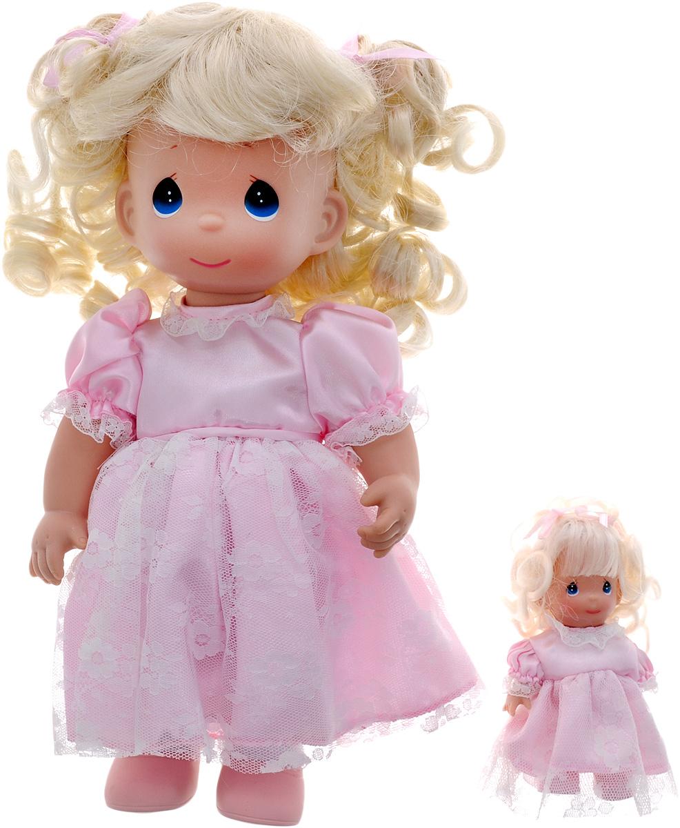 Precious Moments Кукла Такая же как я блондинка куклы и одежда для кукол весна озвученная кукла саша 1 42 см
