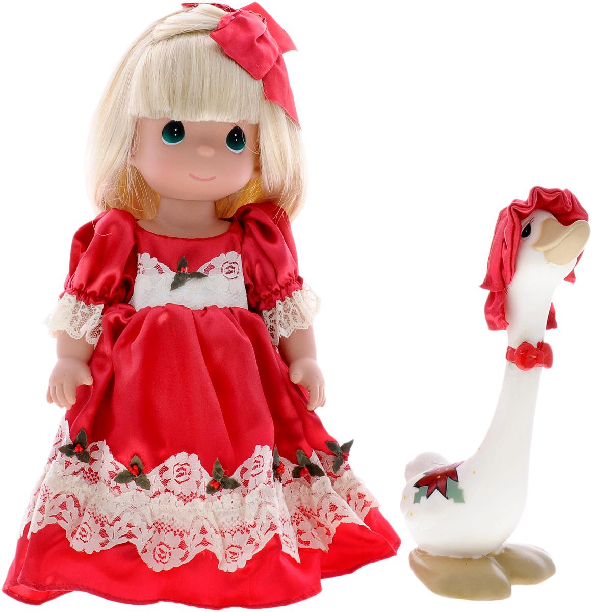 Precious Moments Кукла Рождество куклы и одежда для кукол precious кукла пастушка в розовом 14 см