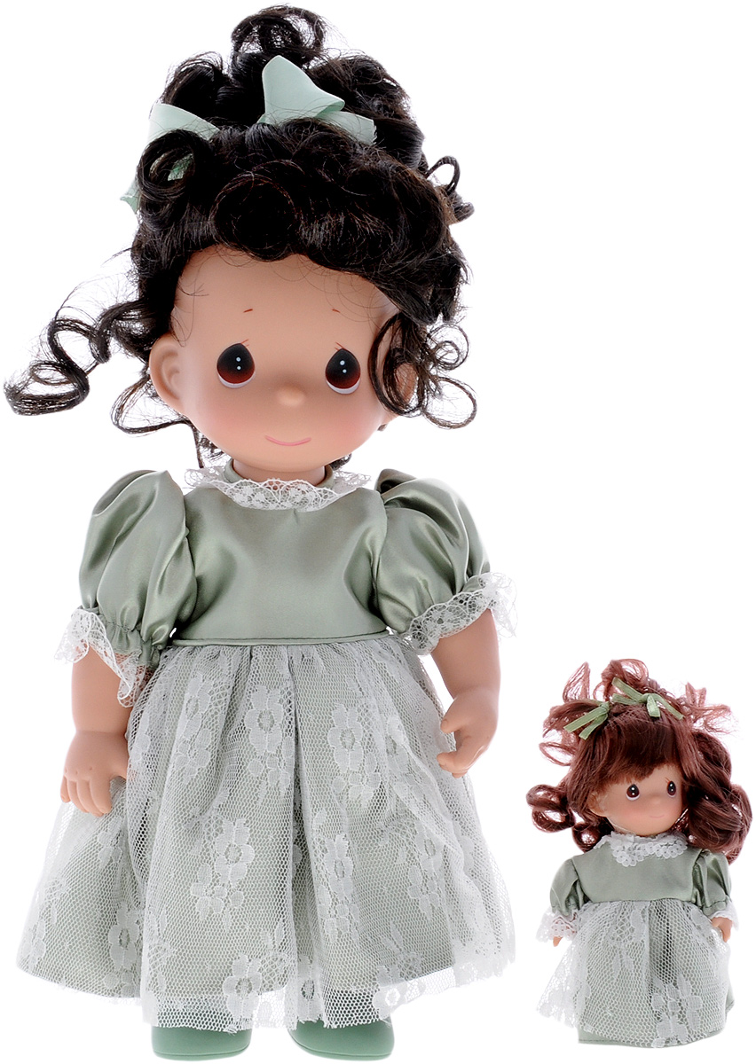 Precious Moments Кукла Такая же как я брюнетка куклы и одежда для кукол precious кукла балерина рыжая 30 см