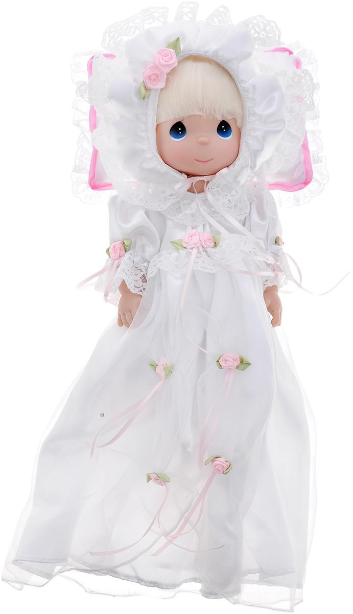 Precious Moments Кукла Крестины куклы и одежда для кукол precious кукла балерина рыжая 30 см