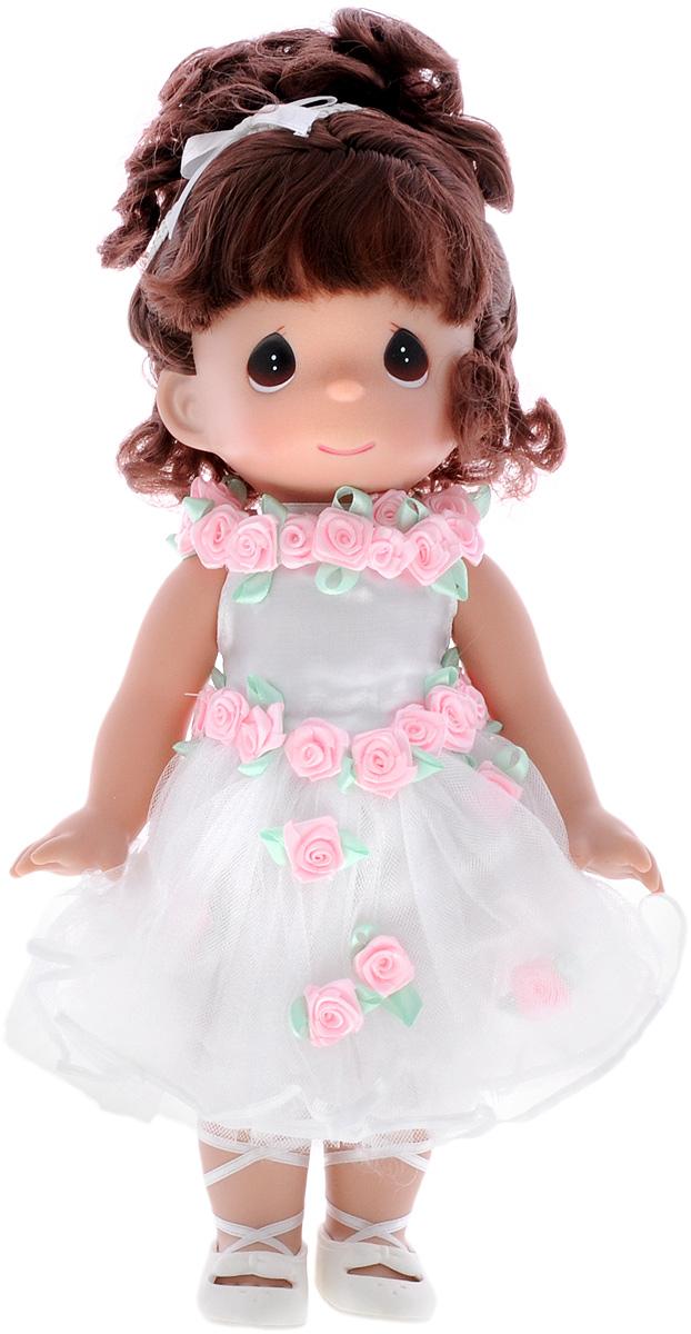 Precious Moments Кукла Танец в сердце брюнетка куклы и одежда для кукол precious кукла горошинка брюнетка 30 см