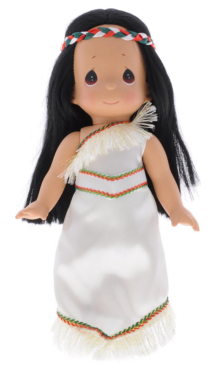 Precious Moments Кукла Покахонтас куклы и одежда для кукол precious кукла балерина рыжая 30 см