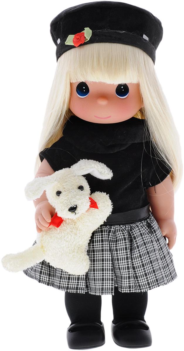 Precious Moments Кукла Ты так мила куклы и одежда для кукол precious кукла пастушка в розовом 14 см