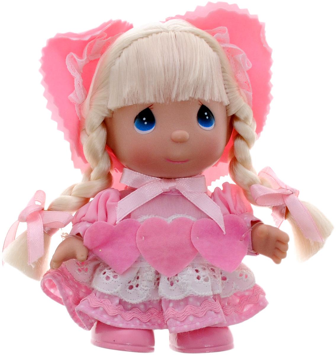 Precious Moments Мини-кукла Ты в моем сердце precious moments мини кукла пастушка цвет платья светло коралловый