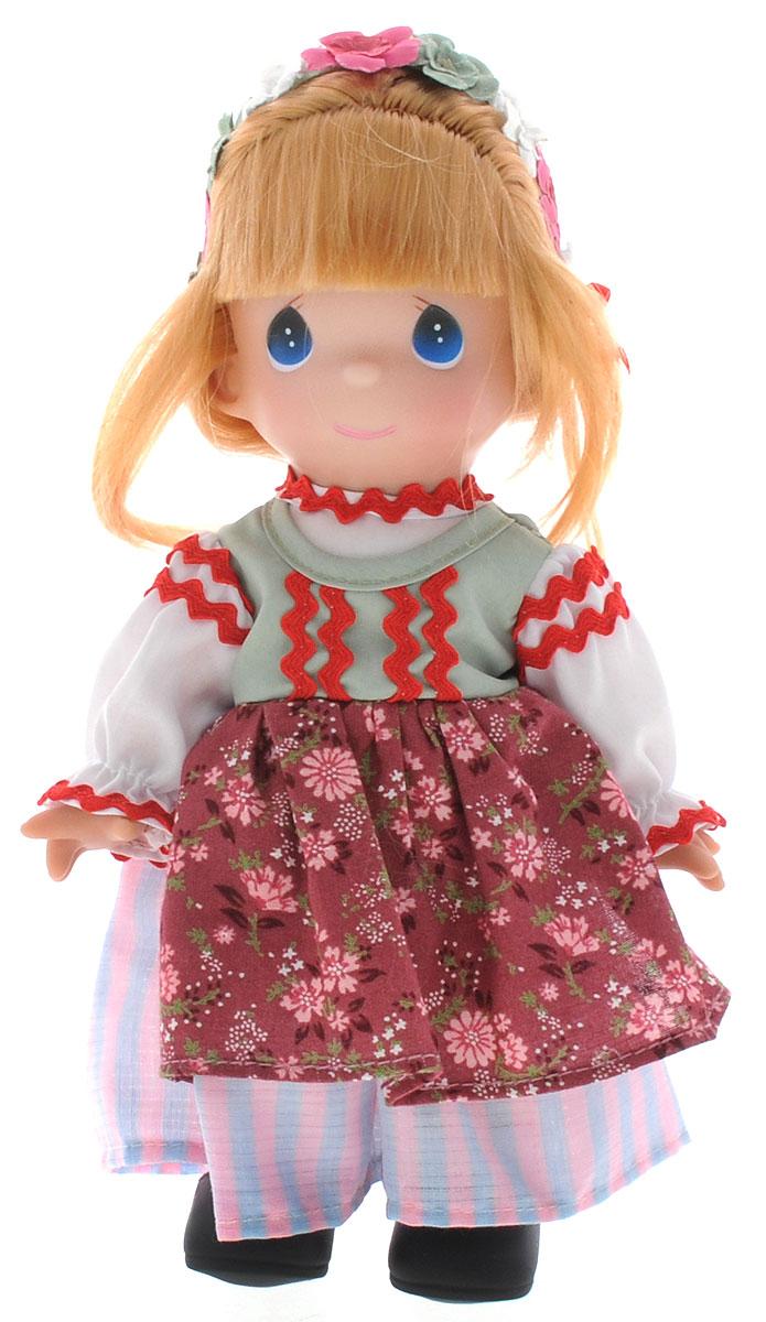 Precious Moments Кукла Пелагия Польша куклы и одежда для кукол precious кукла сокровища сердца 40 см