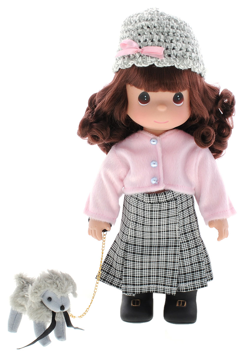 Precious Moments Кукла На прогулке куклы и одежда для кукол precious кукла балерина рыжая 30 см