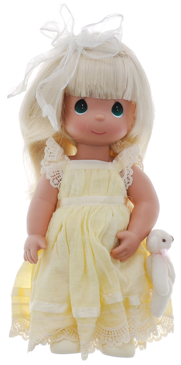 Precious Moments Кукла Люби меня цвет волос светлый куклы и одежда для кукол precious кукла мой принц придет 30 см