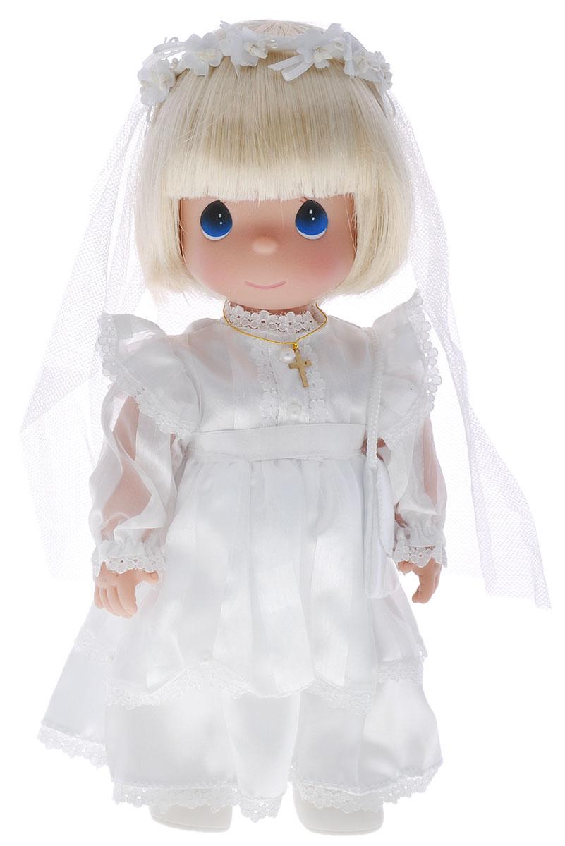 Precious Moments Кукла Невеста блондинка куклы и одежда для кукол precious кукла балерина рыжая 30 см