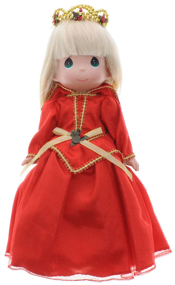 Precious Moments Кукла Спящая красавица цвет платья красный куклы и одежда для кукол весна озвученная кукла саша 1 42 см
