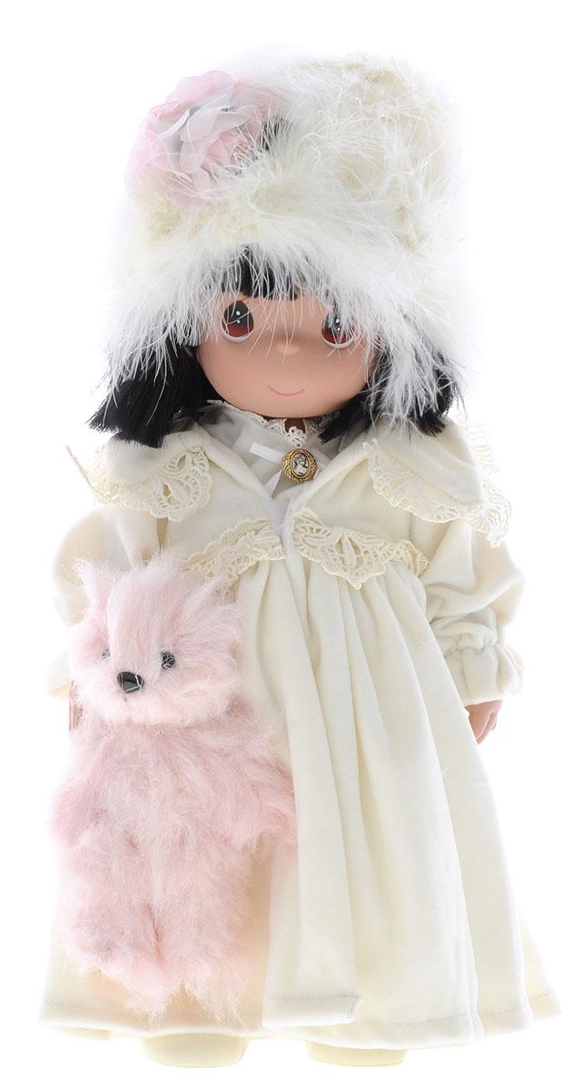 Precious Moments Кукла с мишкой куклы gulliver кукла дынька 30см