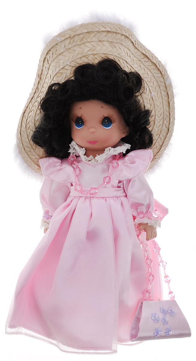 Precious Moments Кукла Гламурная девушка брюнетка куклы gulliver кукла дынька 30см
