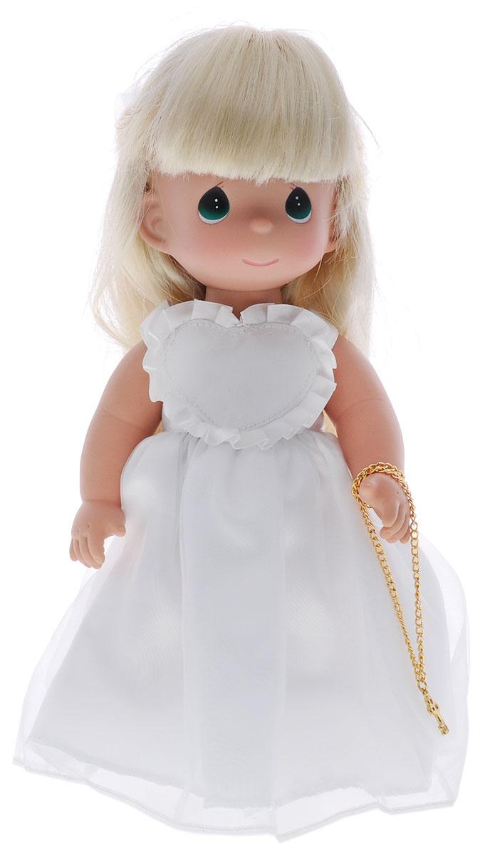 Precious Moments Кукла Ключ к моему сердцу цвет волос светлый куклы и одежда для кукол precious кукла с зонтиком 30 см