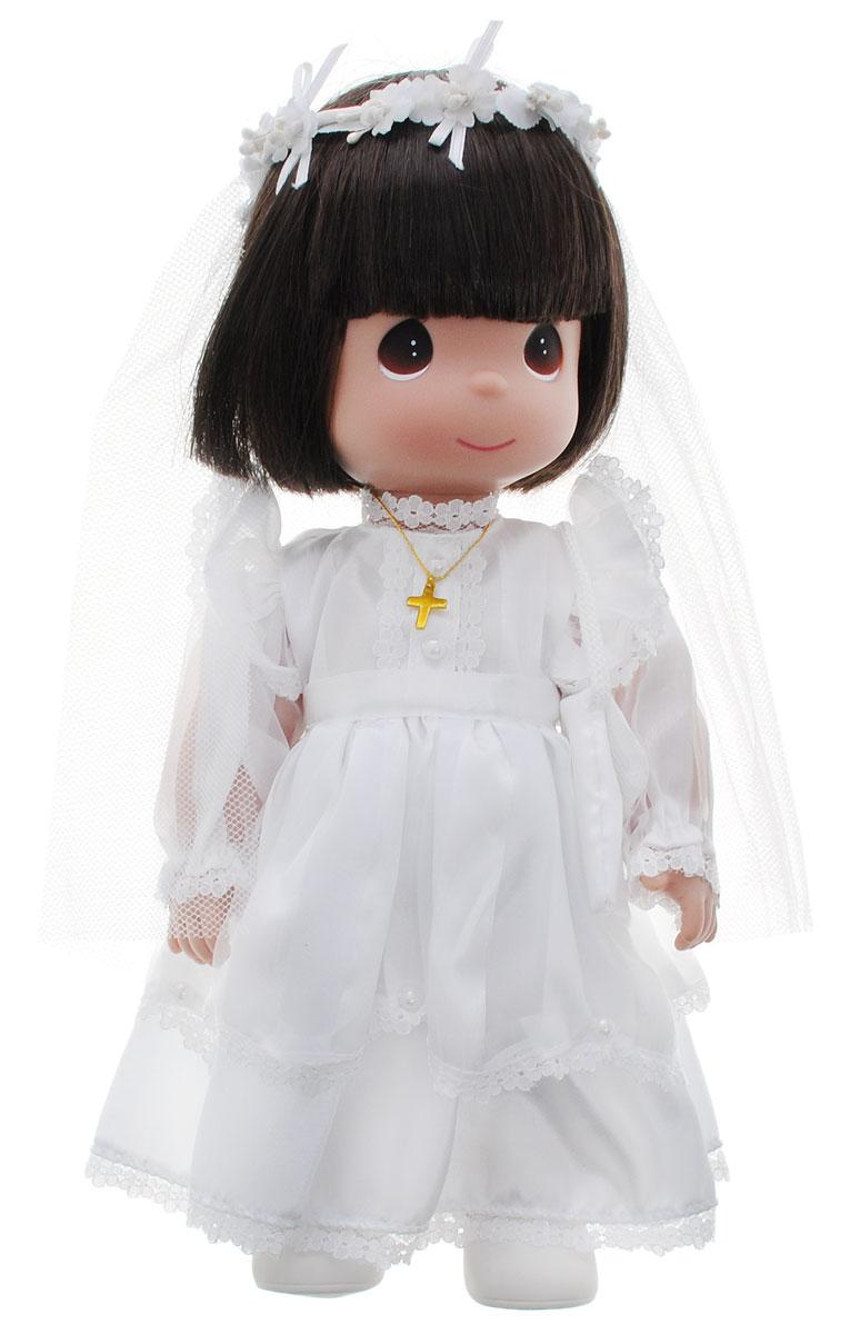 Precious Moments Кукла Невеста брюнетка куклы и одежда для кукол precious кукла горошинка брюнетка 30 см