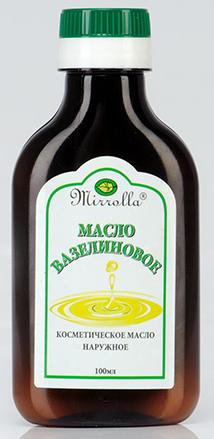 Масло Вазелиновое 100мл samba surpises