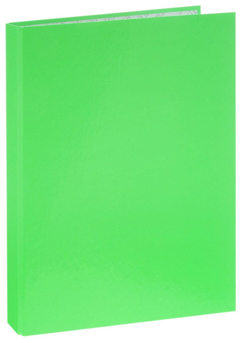 Erich Krause Папка-регистратор на 2 кольцах Neon цвет салатовый39057Папка-регистратор на 2 кольцах Erich Krause Neon выполнена в ярком и сочном цвете.Папка изготовлена из плотного картона и обтянута ламинированной бумагой, оснащена высококачественным кольцевым механизмом. На форзаце предусмотрено специальное место для составления оглавления.