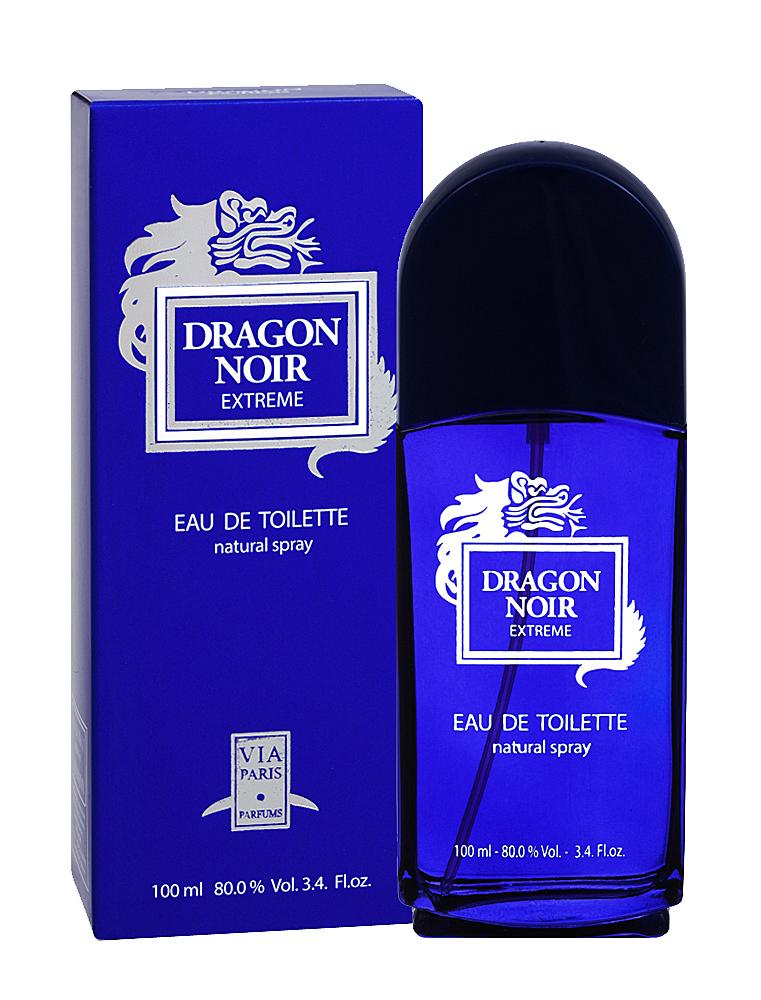 Dragon Parfums Туалетная вода Dragon Noir Extreme ( Драгон Нуар Экстрим) мужская 100 мл42708Свежий, бодрящий аромат Dragon Noir Extreme не оставит равнодушными мужчин, которые привыкли к активному образу жизни. Классификация аромата: цитрусовый Пирамида аромата: Верхние ноты: бергамот, мандарин, грейпфрут Ноты сердца: кардамон, перец Ноты шлейфа: ветивер, кедр Ключевые слова: энергичный, цитрусовый, свежийКраткий гид по парфюмерии: виды, ноты, ароматы, советы по выбору. Статья OZON Гид