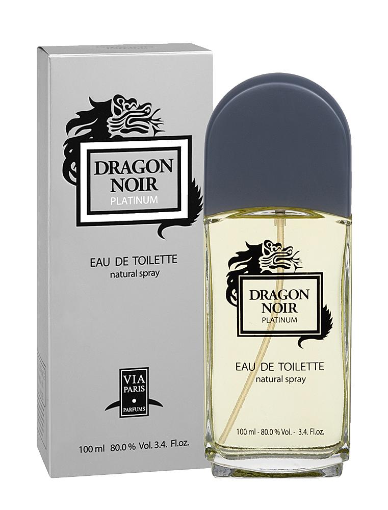 Dragon ParfumsТуалетная вода Dragon Noir Platinum (Драгон Нуар Платинум) мужская 100 мл42712Стойкий, благородный аромат Dragon Noir Platinum станет отражением безупречного чувства вкуса своего обладателя. Классификация аромата: древесно-цветочныйПирамида аромата:Верхние ноты: грейпфрут, лавандаНоты сердца: ветивер, бергамот, кедр, шалфей, герань, розмаринНоты шлейфа: мускус, дубовый мох, ванильКлючевые слова: стильный, стойкий, мужественный