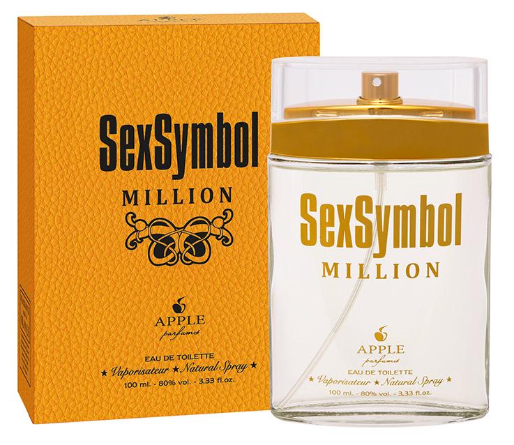 Apple Parfums Туалетная вода Sex Symbol Million (Секс Символ Миллион) мужская 100 млDM22537Древесный аромат Sex Symbol Million создан для успешных мужчин, привыкших к постоянному вниманию со стороны прекрасной половины человечества. Классификация аромата: ориентально-древесный Пирамида аромата: Верхние ноты: грейпфрут, красный апельсин, мята Ноты сердца: корица, роза, восточные пряности Ноты шлейфа: амбра, кожа, древесина, пачули Ключевые слова: изысканный, благородный, мужественныйКраткий гид по парфюмерии: виды, ноты, ароматы, советы по выбору. Статья OZON Гид