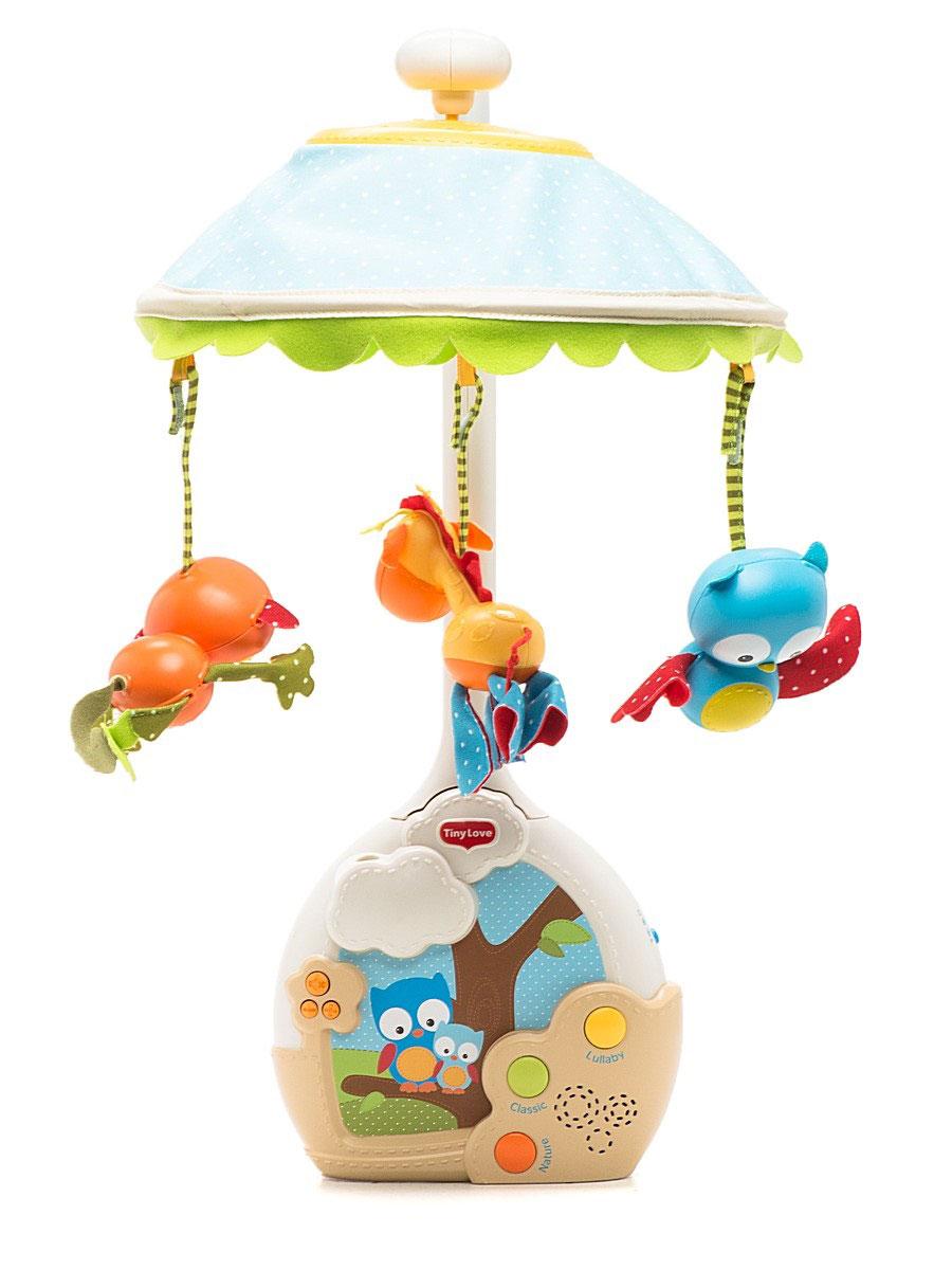 Tiny Love Музыкальный мобиль Extra Волшебная ночь - Игрушки для малышей