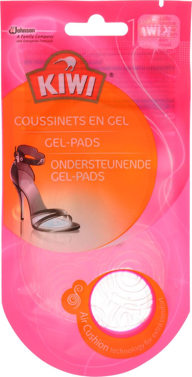 Подушечки гелевые под ступню Kiwi Smiling Feet, 1 пара. 652801652801Невидимые гелевые мини-подушечки под ступню Kiwi Smiling Feet обеспечивают мягкость и комфорт при носке обуви. Они сделают обувь более комфортной, защищая наиболее чувствительные участки ступни от повреждений, скольжения и излишнего давления. Идеальны для летней обуви на высоких каблуках. Подушечки липкие, поэтому очень легко крепятся: просто прижмите липкой поверхностью к внутренней стороне обуви. Состав: полиуретановый гель.