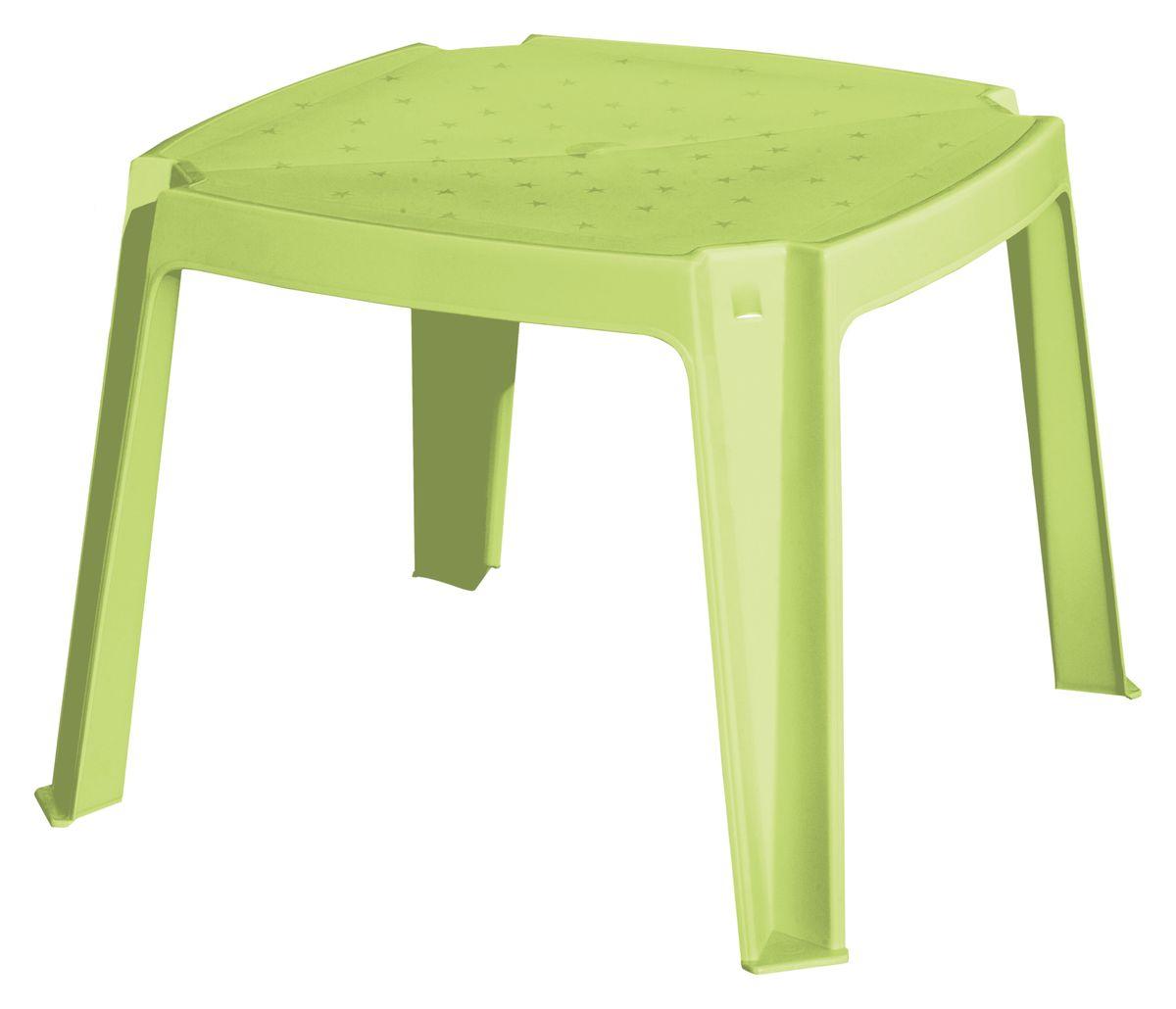 Marian Plast Стол детский без карманов365Удобный детский столик необходим каждому ребенку. За столиком ребенок может играть, заниматься творчеством. Столик сделан из прочного, но легкого пластика.