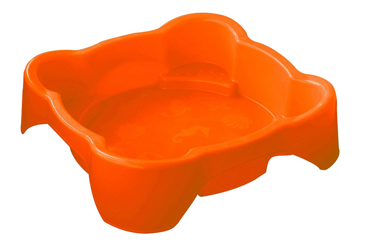 PalPlay Песочница квадратная песочница бассейн marian plast palplay лодочка синий 308