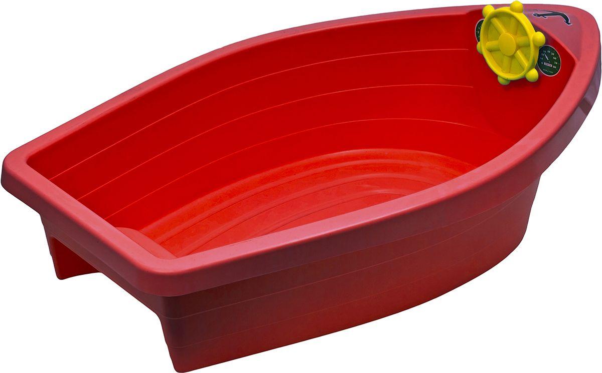 PalPlay Бассейн Лодочка цвет красный