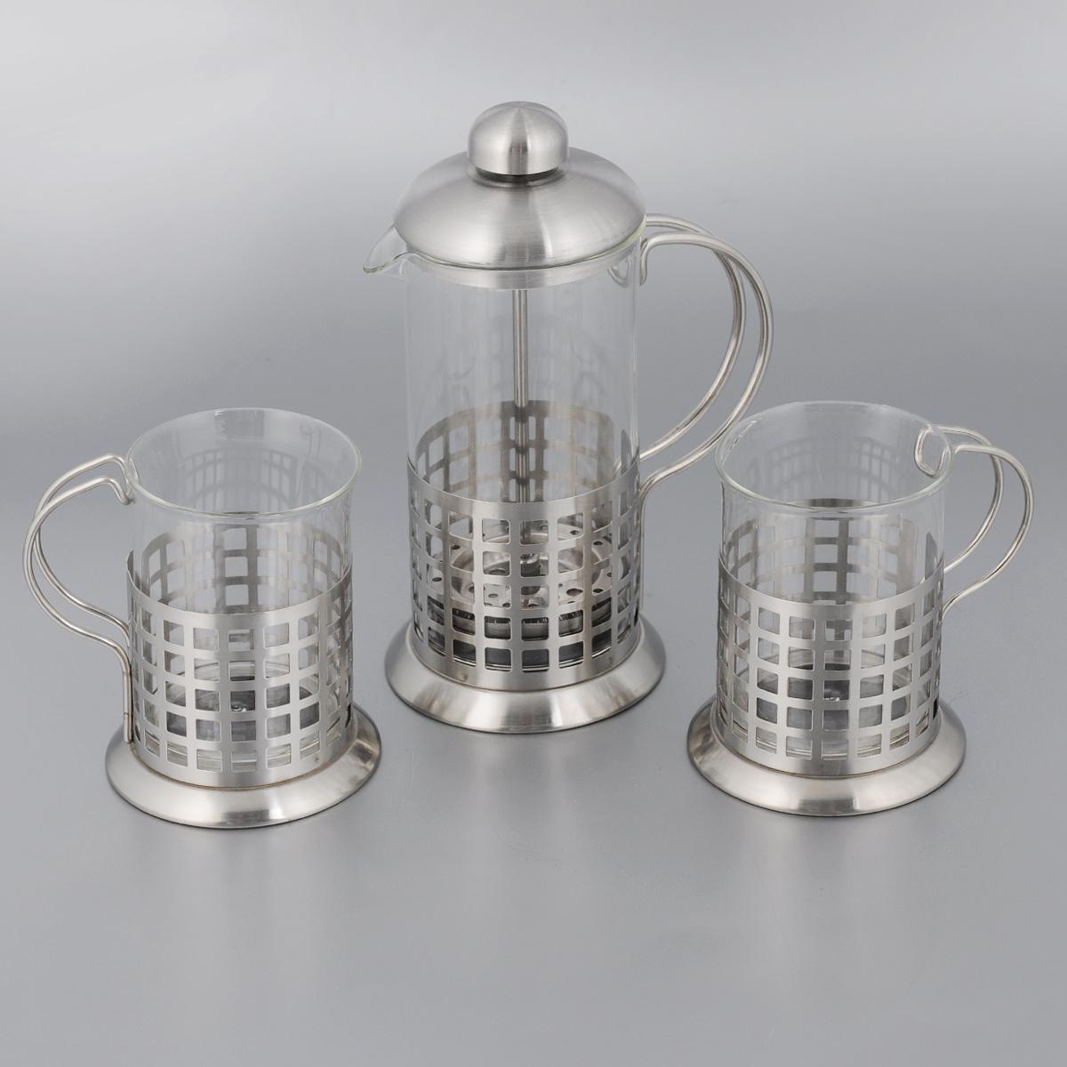 Набор кофейный Guterwahl, 3 предмета. YM-S2-006/350