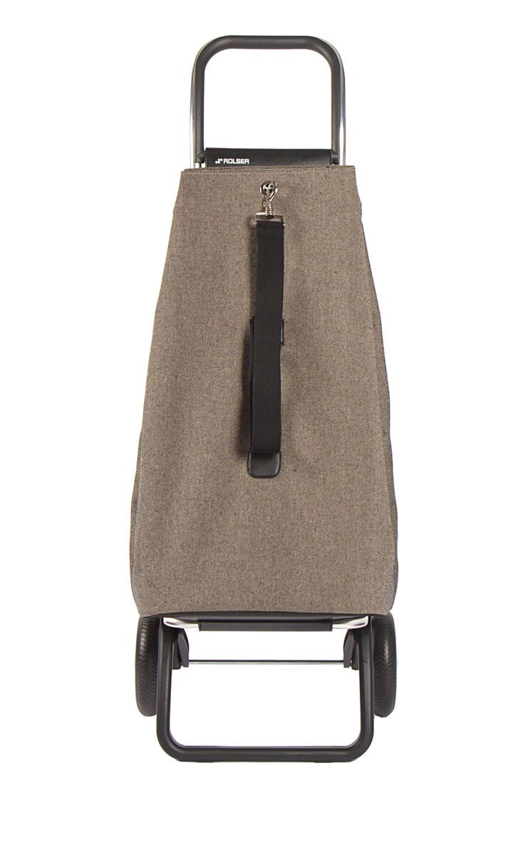 Сумка хозяйственная Rolser, на колесиках, цвет: серо-коричневый, 57 лMAK001 granitoСумка-рюкзак-тележка Rolser для путешествий и покупок с 2 колесами. Можно использовать как ручную кладь в самолете и носить отдельно от рамы, есть внутренняя съемная подкладка, оригинальная застежка, капюшон для защиты от дождя верхнего отверстия. Два типа сложение: двойное сложение рамы и передней подставки, занимает минимальное место в сложенном виде при хранении, имеет специальное устройство для прикрепления к тележке супермаркета. Каркас алюминий, колеса резина EVA, ткань полиэстер. Тележка складывается. Объем: 57 л. Диаметр колес: 16,5 см. Рекомендованная нагрузка: 25 кг.Чистка ручная или химчистка.