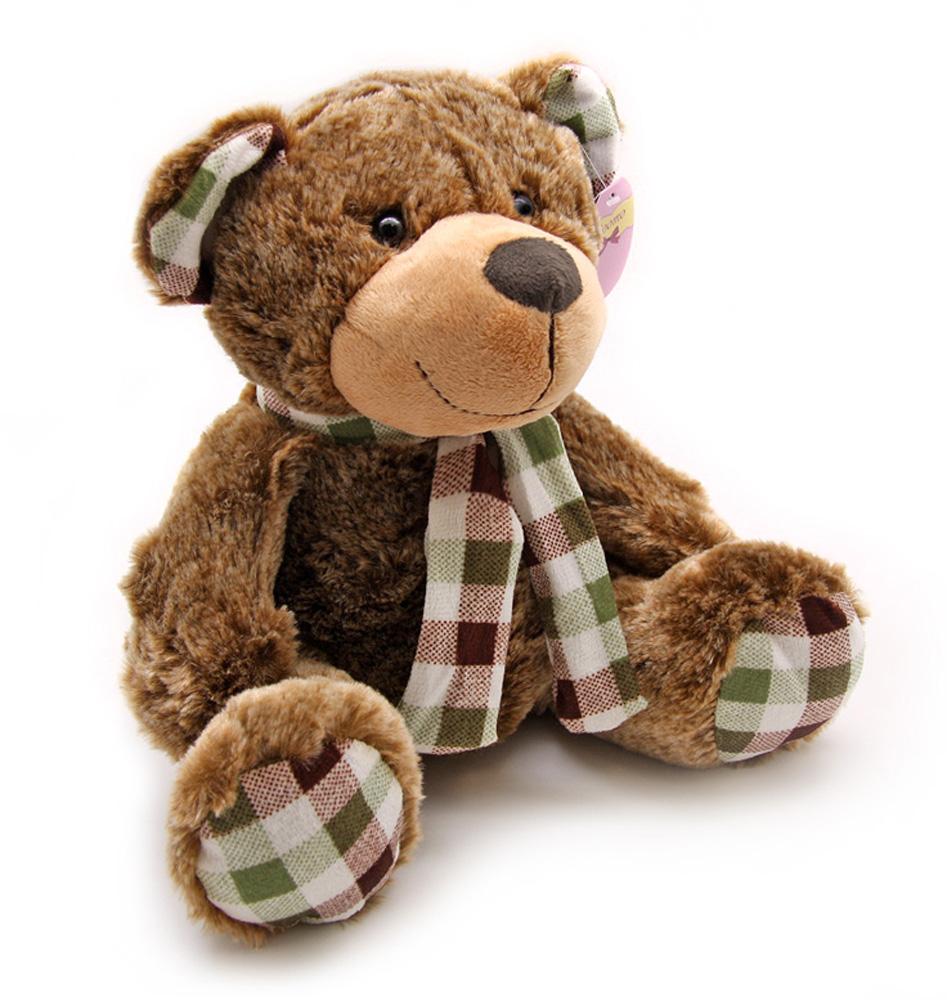 Soomo Мягкая игрушка Медведь Асгрим 26 см мягкая игрушка белый медведь 27 см