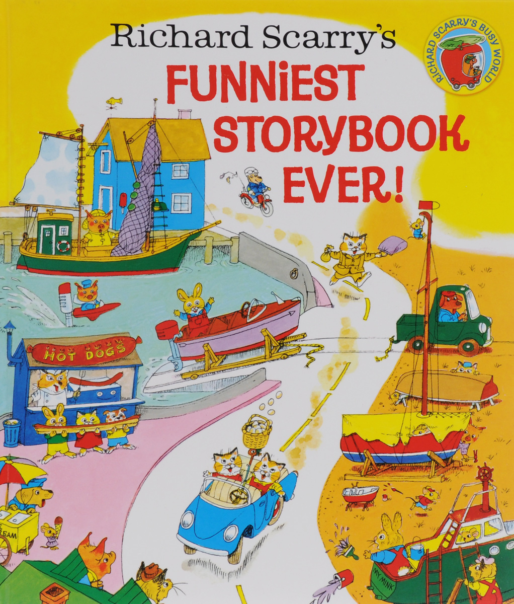 Funniest Storybook Ever! the funniest christmas joke book ever