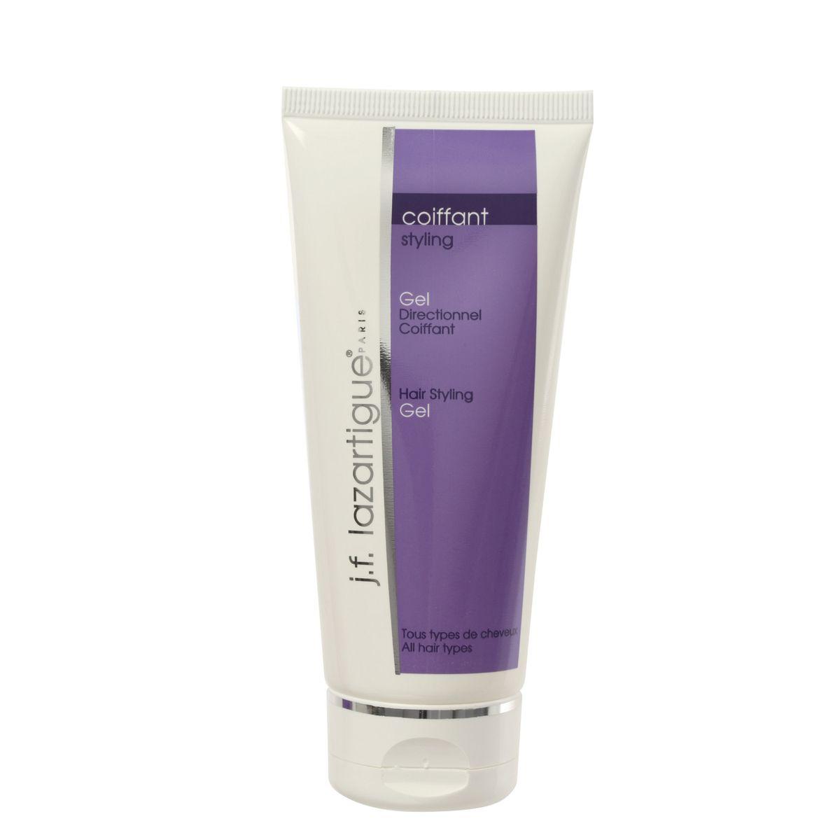 J.F.Lazartigue Гель для укладки волос 100 млjf413430Оставляет волосы мягкими и блестящими. Делает прическу пышной, а укладку более прочной, защищает от воздействия влаги и ветра. Чтобы уложить непослушные волосы, создать сложную волну или просто изменить привычную укладку, гель рекомендуется наносить НА ВЛАЖНЫЕ волосы после мытья. Если Вы хотите просто придать прическе прочность или акцентировать внимание на отдельных локонах или завитках – наносите гель НА СУХИЕ волосы. Гель для укладки волос имеет легкую консистенцию, он не делает волосы жирными или тяжелыми, а делает их послушными.