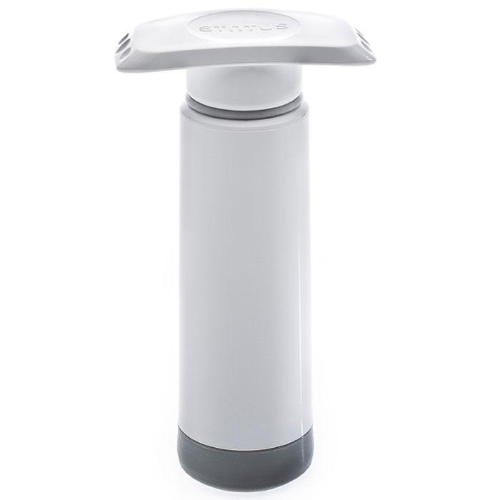 STATUS VP 159102 вакуумный насос ручнойVP 159102Ручной насос для создания вакуумаПодходит для всех вакуумных контейнеров, крышек, пробок, кувшинов, чаш компании STATUSОчищайте насос только с помощью влажной тканиНе мойте насос в ПММСделано в Словении